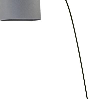 Levné Obloukové stojací lampy: Stojací lampa ALICE, šedá
