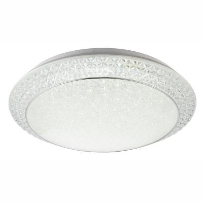 Levné Stropní svítidla: LED stropní svítidlo na dálkové ovládání RONJA, stmívatelné, 51cm, kulaté