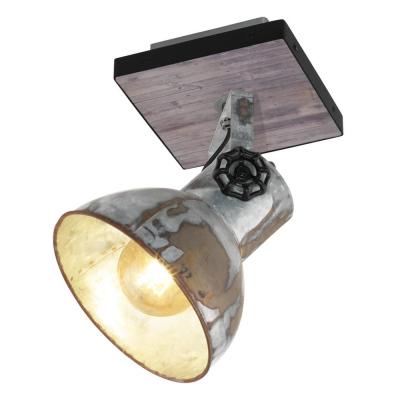 Levné Stropní svítidla: Industriální bodové svítidlo na stěnu BARNSTAPLE