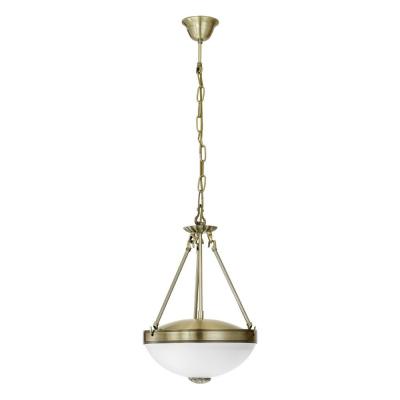 Levné Lustry a závěsná svítidla: Rustikální osvětlení na řetězu SAVOY