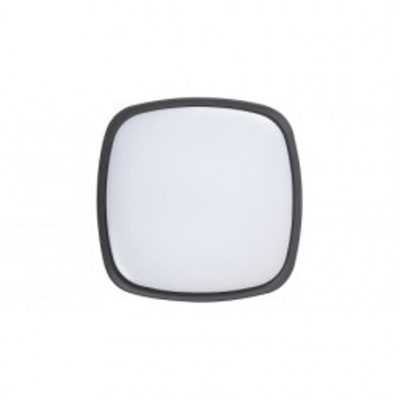 Levné Venkovní LED světla: Venkovní nástěnné LED svítidlo AUSTIN, černá