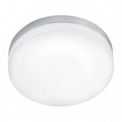 Levné Stropní svítidla: LED stropní osvětlení LORA, 16W, teplá bílá, 32cm, kulaté, IP54
