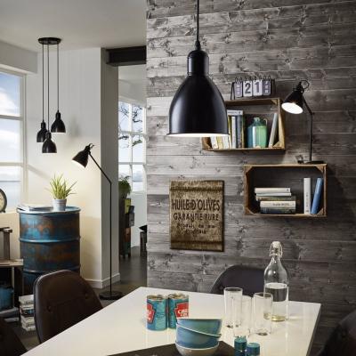 Levné Lampy a lampičky: Stojací svítidlo PRIDDY, černé