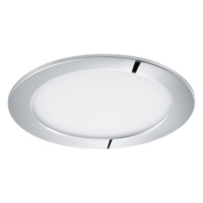 Levné Stropní svítidla: LED podhledové osvětlení do koupelny FUEVA 1, kulaté