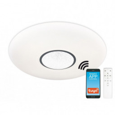 Levné Stropní svítidla: Stropní LED osvětlení s Wi-Fi ORION K SMART, kulaté