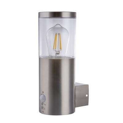 Levné Venkovní osvětlení: Nástěnné venkovní osvětlení s čidlem LALLI