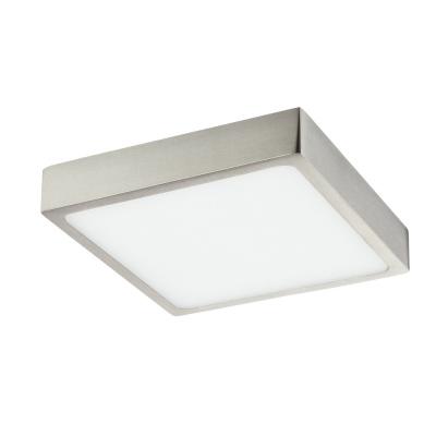 Levné Stropní svítidla: LED stropní přisazené svítidlo VITOS, stmívatelné, denní bílá, 14,5x14,5cm, hranaté
