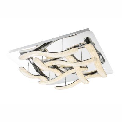 Levné Stropní svítidla: Stropní LED svítidlo NABRO, 96W, denní bílá, hranaté