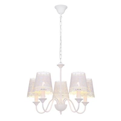 Levné Lustry a závěsná svítidla: Závěsný lustr ve stylu provence SABADELL