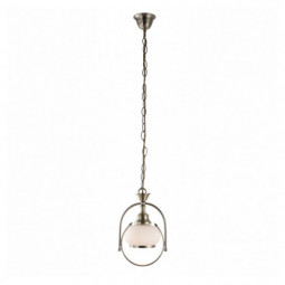 Levné Lustry a závěsná svítidla: Rustikální závěsný lustr na řětězu NOSTALGIKA