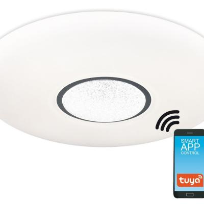 Levné Stropní svítidla: Stropní LED osvětlení s Wi-Fi ORION KXL SMART, kulaté