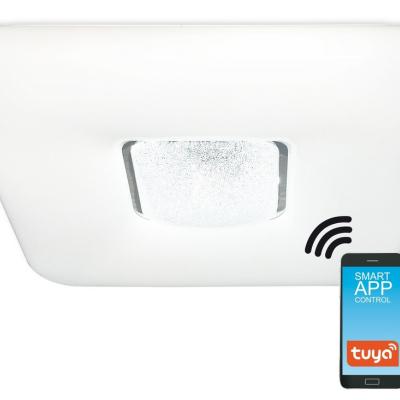 Levné Stropní svítidla: Stropní LED osvětlení s Wi-Fi ORION HXL SMART, čtvercové