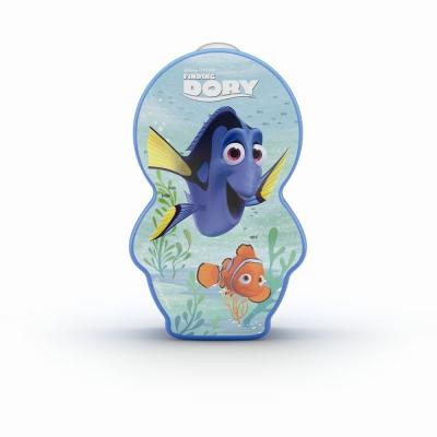 Levné Dětské baterky: Dětská LED baterka Disney HLEDÁ SE DORY, s rybkou Dory