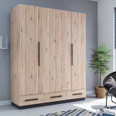 Levné Šatní skříně: Kombinovaná šatní skříň XAVIER I