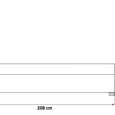 Levné Boxspringové postele: Dvoubarevná manželská postel Azur 180x200, černá + bílá eko kůže + TOPPER