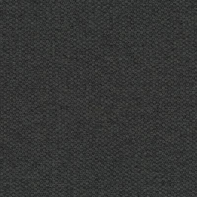 Levné Boxspringové postele: Manželská čalouněná postel Sergej 120x200, tmavě šedá + TOPPER