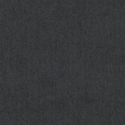 Levné Boxspringové postele: Jednoduchá postel Rex 200x200, černá + TOPPER
