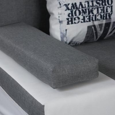 Levné Pohovky s úložným prostorem: Designová rozkládací pohovka Borghesi 13