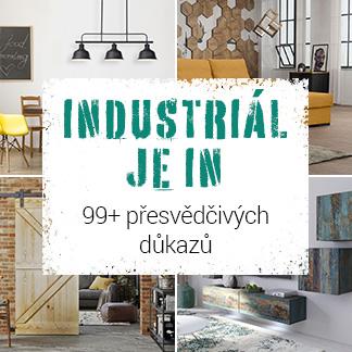 Industriál je IN