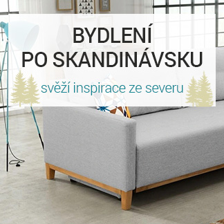 Bydlení po skandinávsku - nábytek a osvětlení ve skandinávském stylu