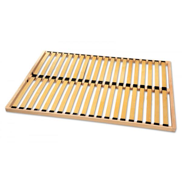 lamelový rošt v dřevěném rámu